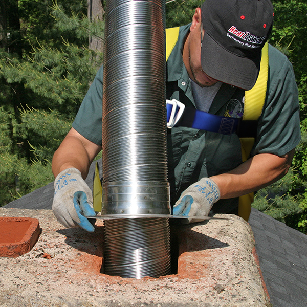 Chimney Liner Installation In Franklin County, Tennessee