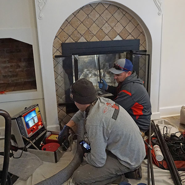 Chimney Inspection in McMinnville, TN