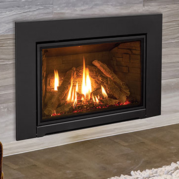 gas fireplace insert installation in McMinnville, TN