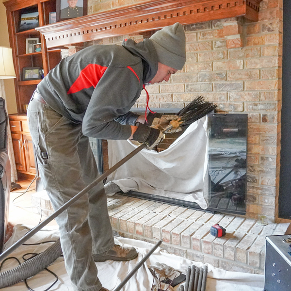Chimney Inspection & sweep in Manchester, TN